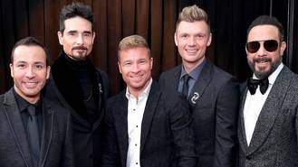 Los Backstreet Boys, de gira