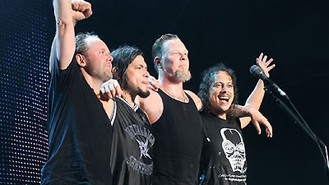 "Metallica lanza ""Beyond Magnetic"""