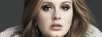 Adele calla a Lagerfield