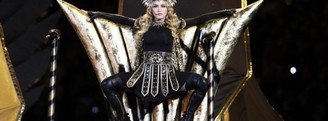 Madonna arrasa en la Super Bowl