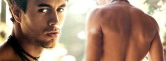 "Enrique Iglesias pone imagen a ""Finally Found You"""