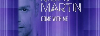 "Ricky Martin pide ""Come with me"""