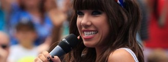 Carly Rae Jepsen contra el 'Bullying'