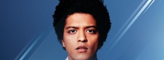 Bruno Mars actuará en la Super Bowl