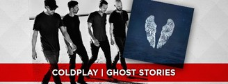 "Coldplay publica ""Ghost Stories"""