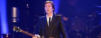 Paul McCartney regresa a los escenarios