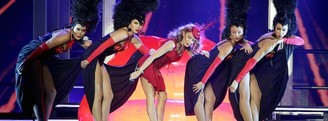 Kylie Minogue brilla en Madrid