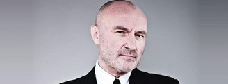 Phil Collins sopla 64 velas