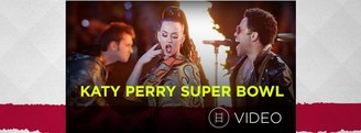 Katy Perry enciende la Super Bowl