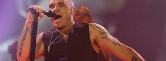Robbie Williams triunfa en Madrid