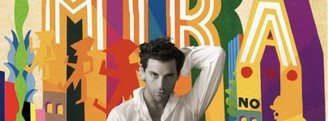 "Mika anuncia portada de ""No Place In Heaven"""