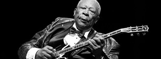 Muere B.B. King, el rey del blues