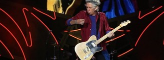 Keith Richards anuncia disco sin los Rolling
