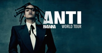 Rihanna arranca nueva gira: 'Anti World Tour'