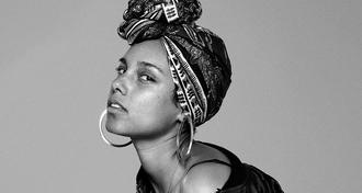 Alicia Keys ameniza la Champions