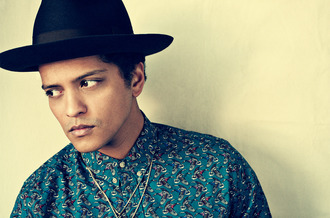 "Bruno Mars lanza ""24K Magic"""