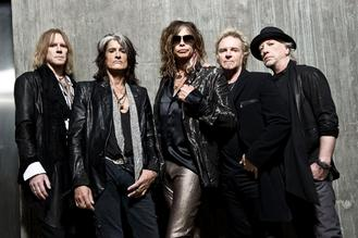 Aerosmith actuarán en Madrid y Barcelona