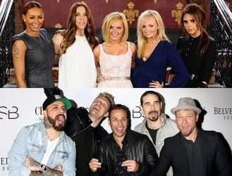 Spice Girls y Backstreet Boys, ¿De gira juntos?
