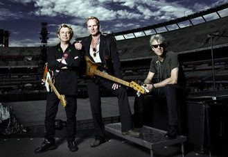 """Message in a bottle"", el nuevo espectáculo de The Police"
