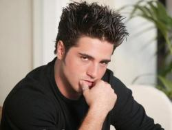 "David Bustamante, un chico  ""A contracorriente""."