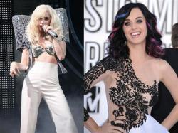 Lady Gaga y Katy Perry, favoritas para los MTV Europe Music Awards