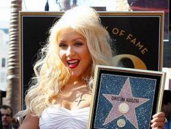 Christina Aguilera, una estrella en Hollywood