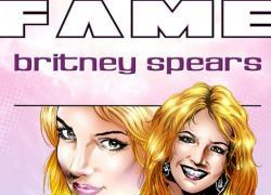 Britney Spears, de cómic