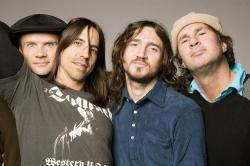 Red Hot Chili Peppers saca disco