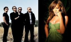 Rihanna & Coldplay